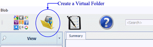 Create a Virtual Folder